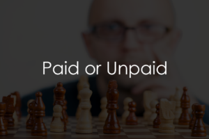 Paid or Unpaid Guest Post
